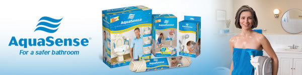 AquaSense Bathroom Safety products