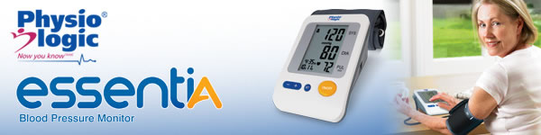 Physio Logic Blood Pressure Monitors, Thermometers & Scales