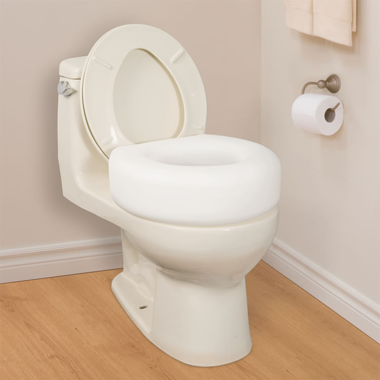 Aquasense 174 Economy Raised Toilet Seat