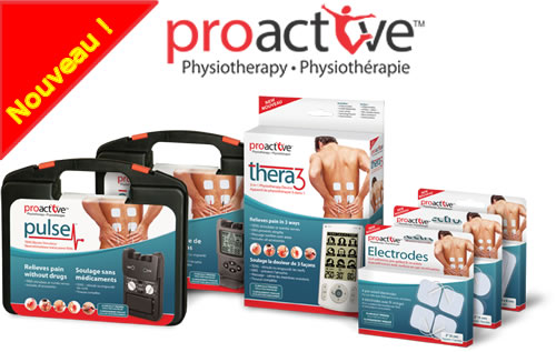 TENS - Neurostimulateurs transcutan�s de ProActive�
